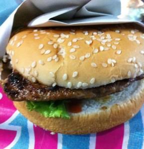 Nanaburger Hamburger