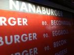 Nanaburger