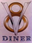 V8 Diner_logo