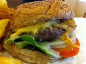 Jurgens Classic Burger