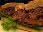 Soi 8 Pub House Burger Cut