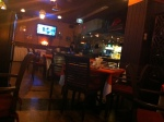 Monsoon Cafe and Restaurant Interior