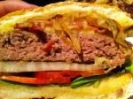 The Sportsman Big Burger Cut
