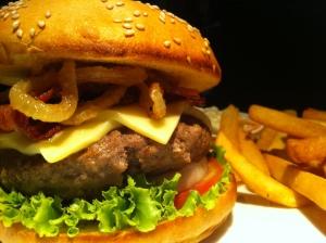 The Sportsman Big Burger