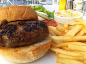 Gully's Grilled Burger