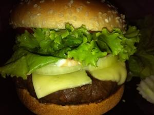 Big Mango Bar Cheeseburger