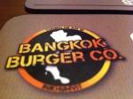 Bangkok Burger Company Logo