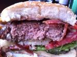 No Idea Wagyu Beef Burger Cut